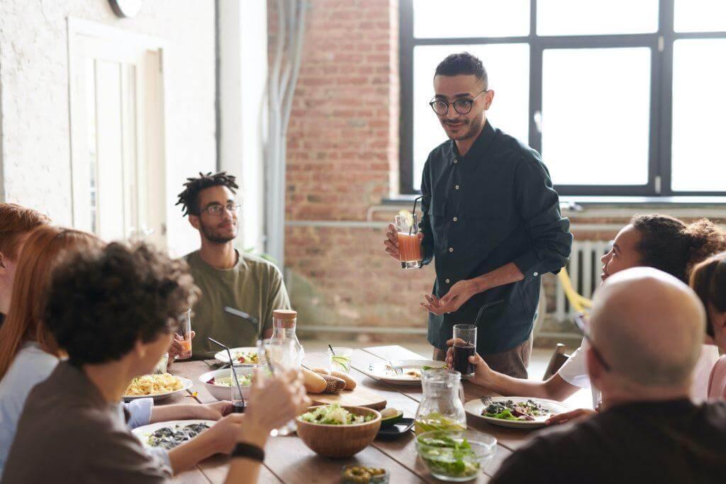 F. Food - 151 Powerful Ways to Improve Work Performance